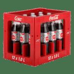 Coca-Cola Light 12x1,00l PET