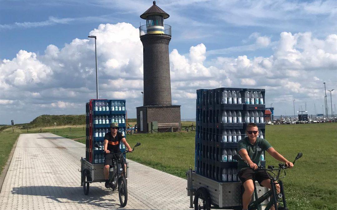 Die effektivste Getränke – Fahrradspedition