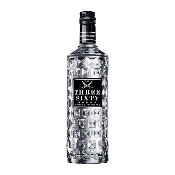 Three Sixty Vodka 1,00